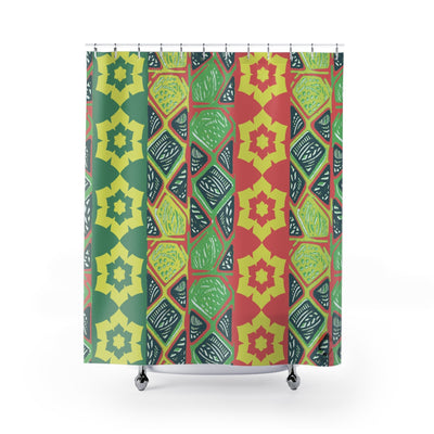 Hopeful Shower Curtain Print
