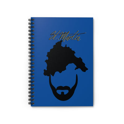 St.Martin Spiral Notebook Male - Ruled Line