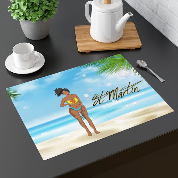 St.Martin Placemat