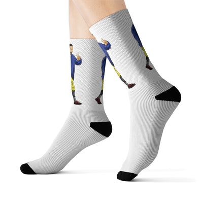 Mr.Athleisure Sublimation Socks
