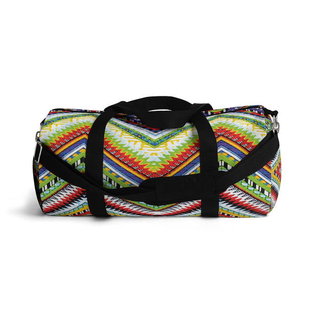 Label-less Duffel Bag