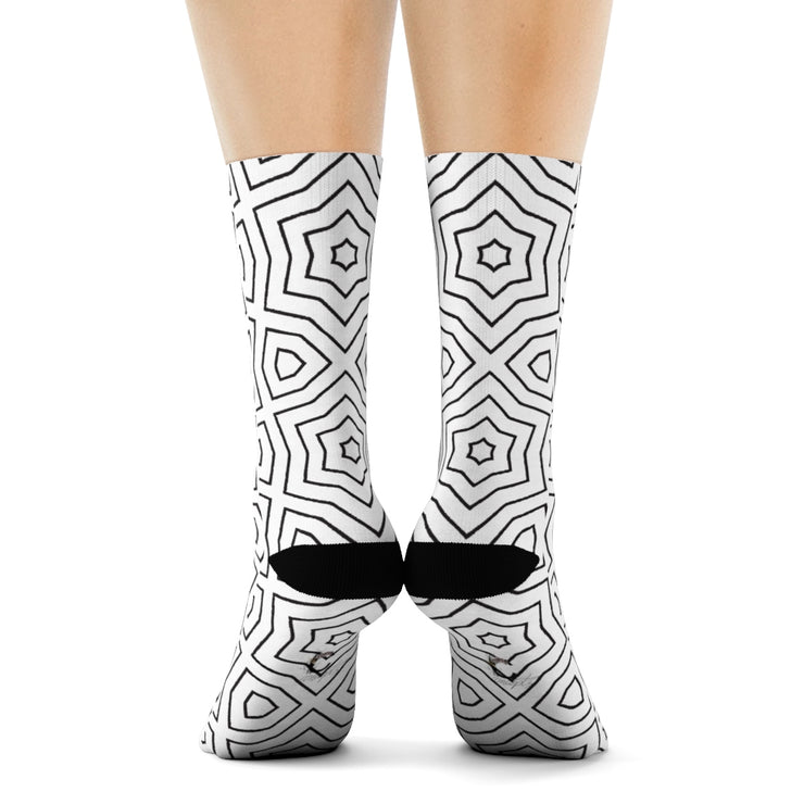 The Womanizer Crew Socks