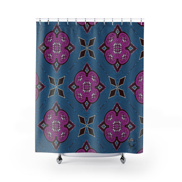Ardent  Shower Curtain Print