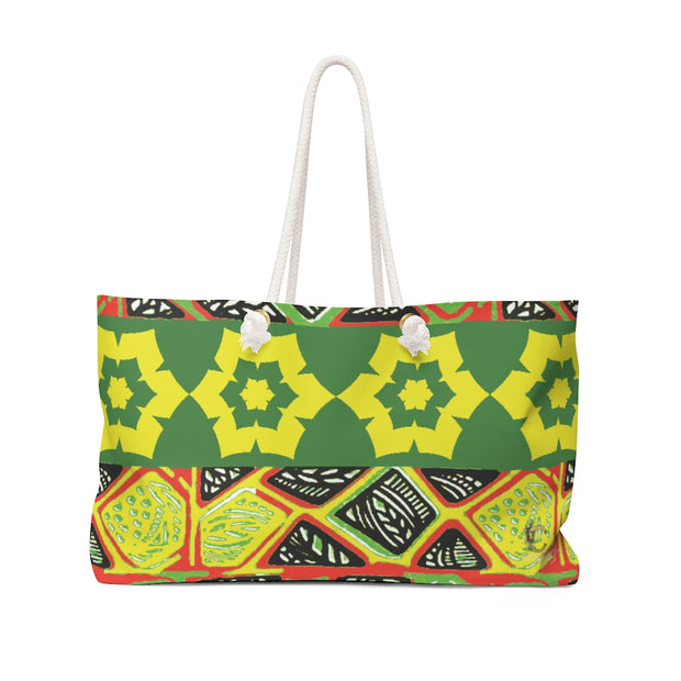 Hopeful Weekender Bag print