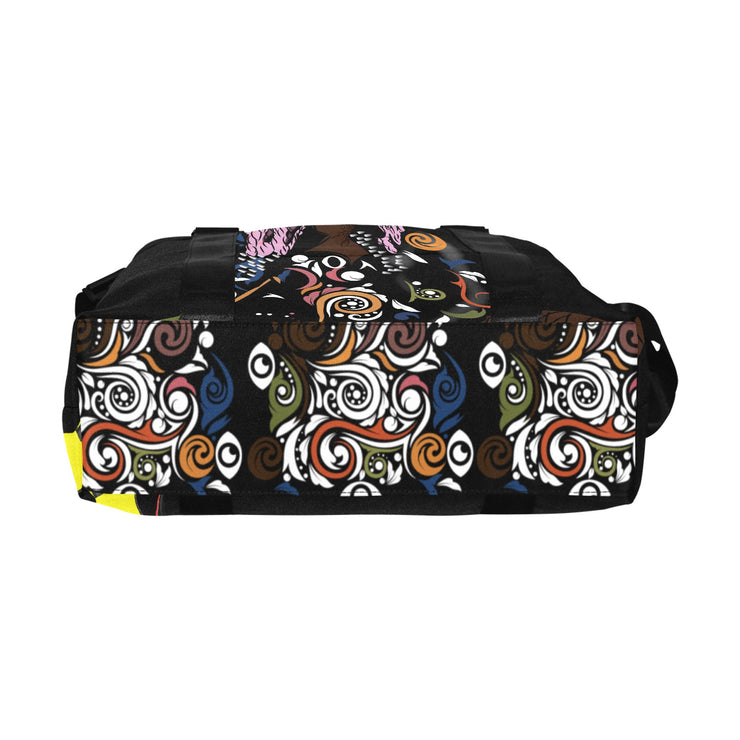The Afro punk Travel bag