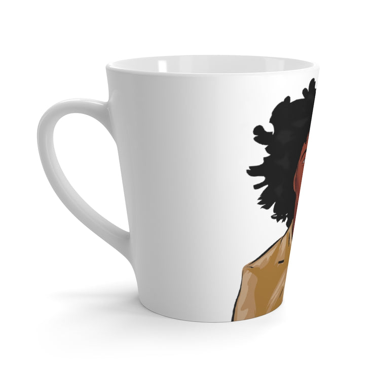 The Free Spirit Latte mug