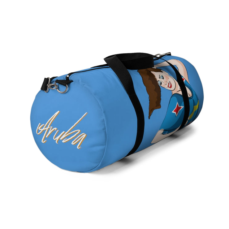 Aruban Rootz Duffel Bag