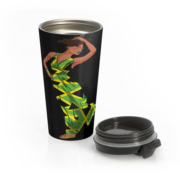 Jamaica Travel Mug