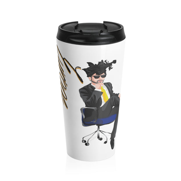 Europe Travel Mug Male