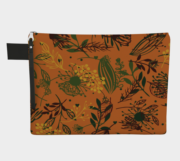 Unapologetic carry all pouch