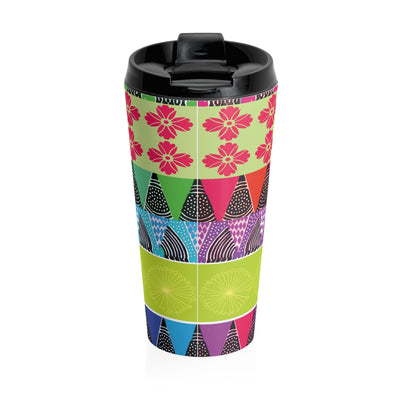 Eclectic Travel Mug