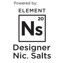Element NS20 Designer Nicotine Salts Logo