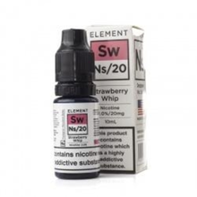 Strawberry Whip Nic Salts