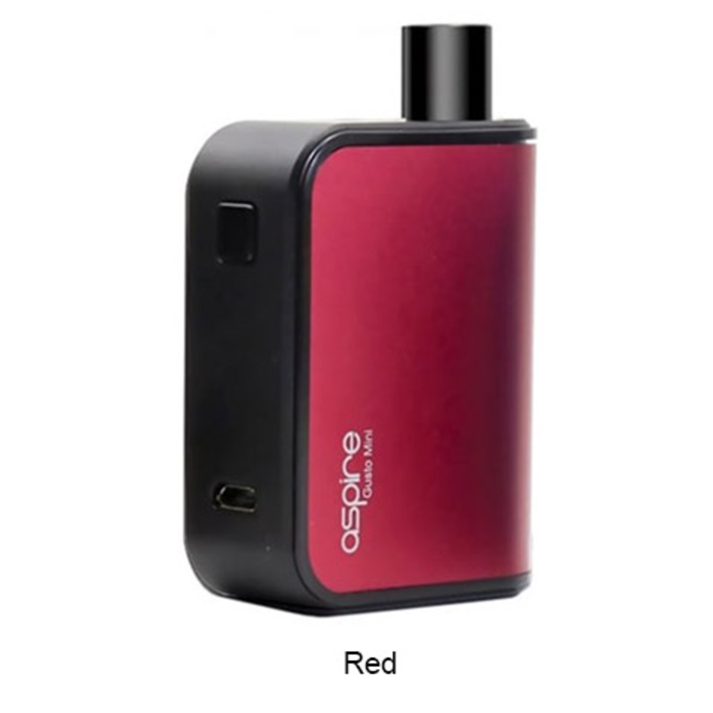 Aspire Gusto Mini Red