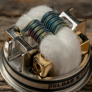 Reload X RDA Stainless Steel 3