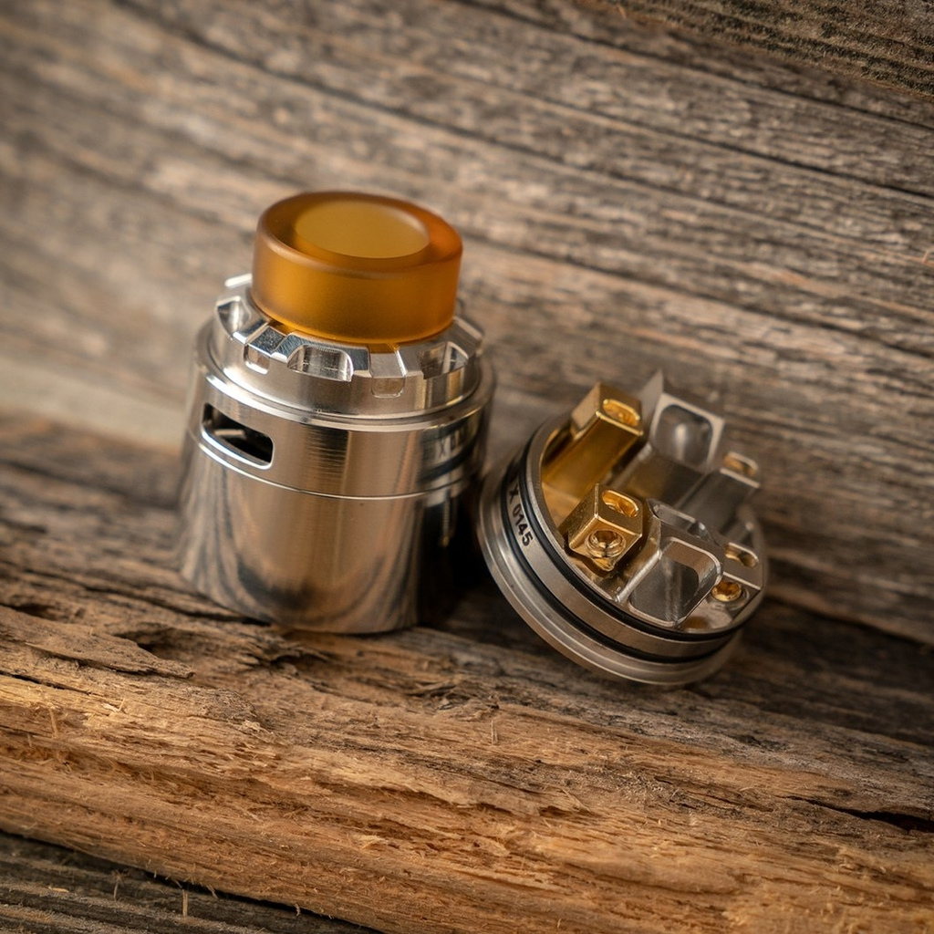 Reload X RDA Stainless Steel 4