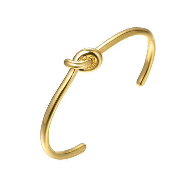 Love Me Knot Bangle