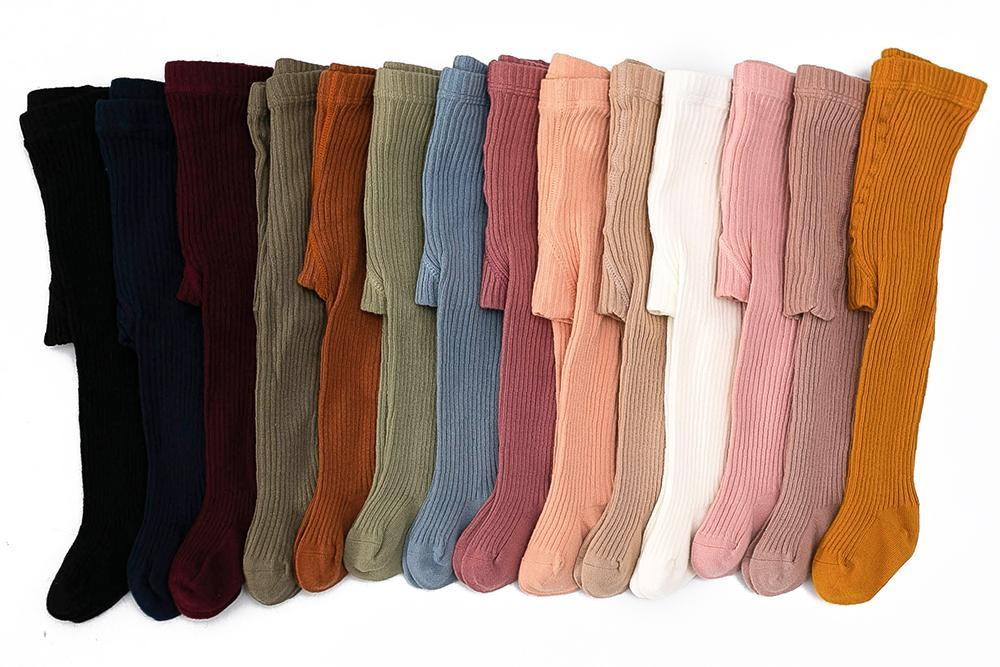 Classic Cotton Tights - Haut Monde