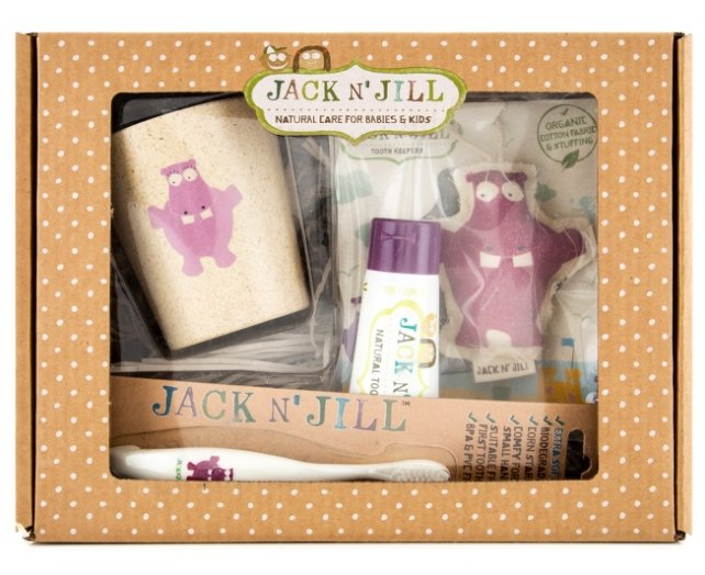 Jack 'N' Jill Hippo Tooth Gift Pack - Blackcurrant - Haut Monde