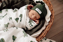 Load image into Gallery viewer, Snuggle Hunny - CACTUS Organic Muslin Swaddle Wrap - Haut Monde