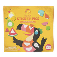 Tiger Tribe - Sticker Pics Crazy Animals - Haut Monde