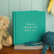 Write to Me - Funny Things my Kids Say Journal - Haut Monde