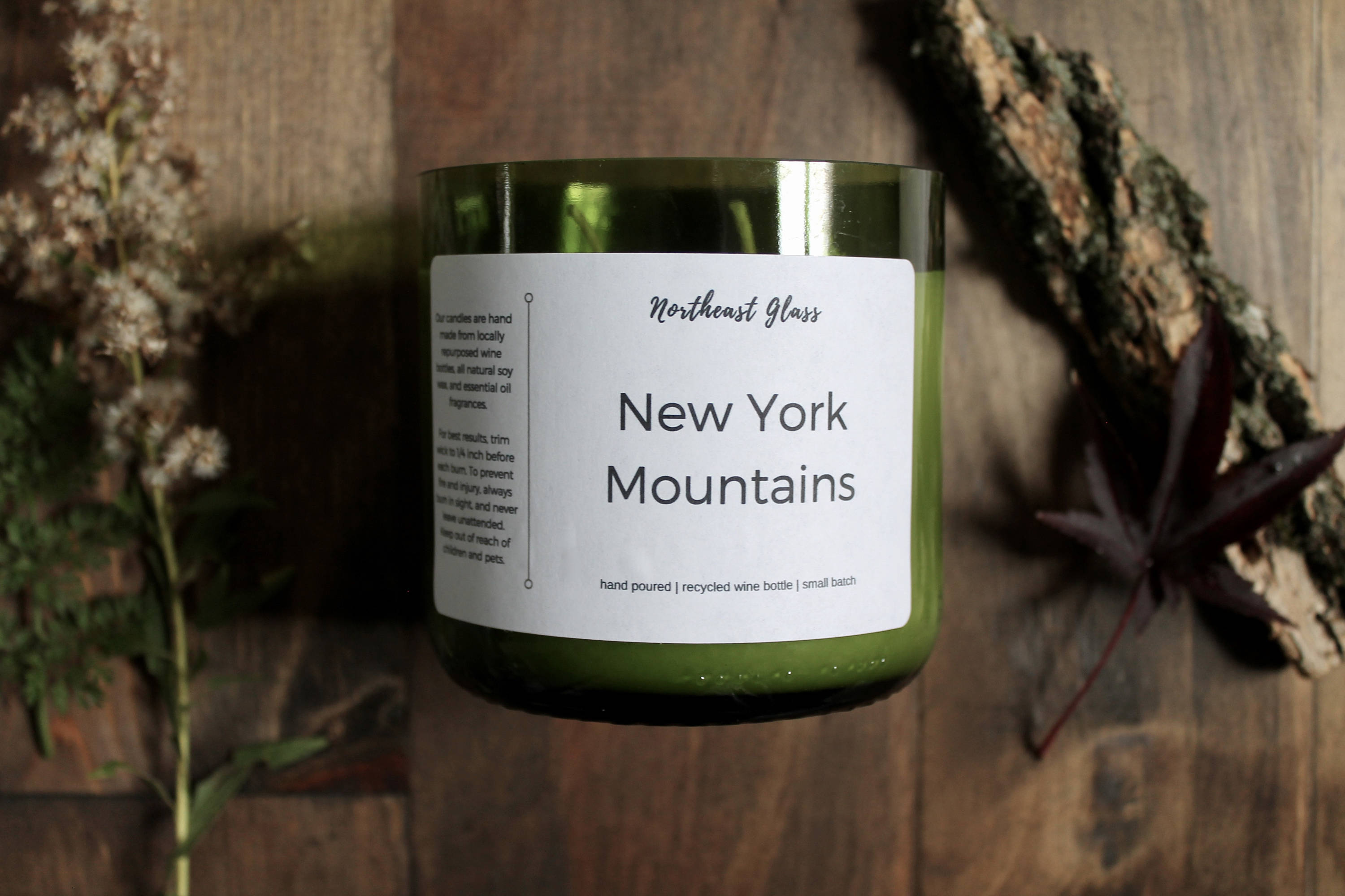 New York Mountains // 16oz