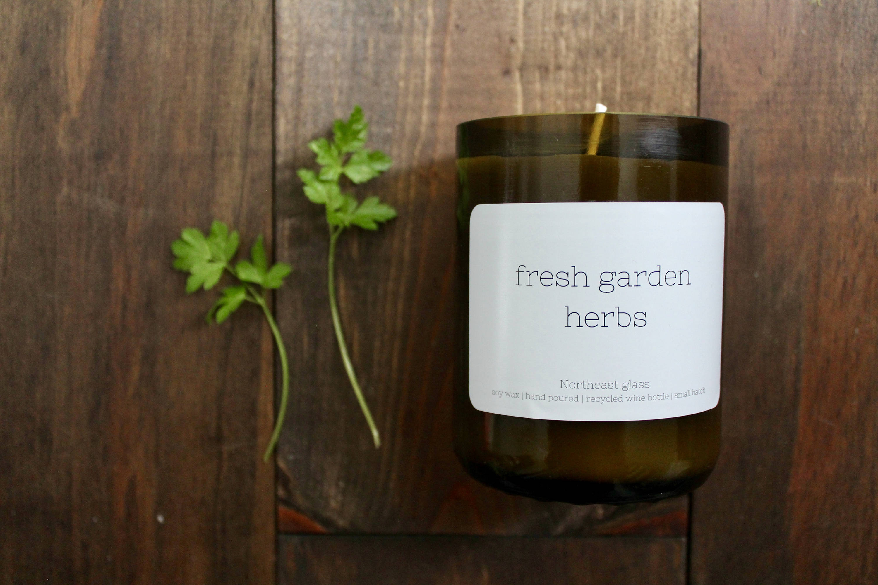 Fresh Garden Herbs // 10oz