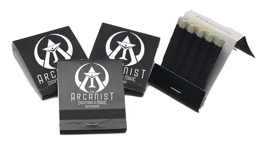 Arcanist Bar Matches (set of 2)
