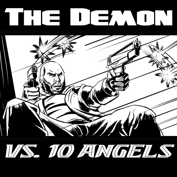 The Demon v. 10 Angels Digital Edition