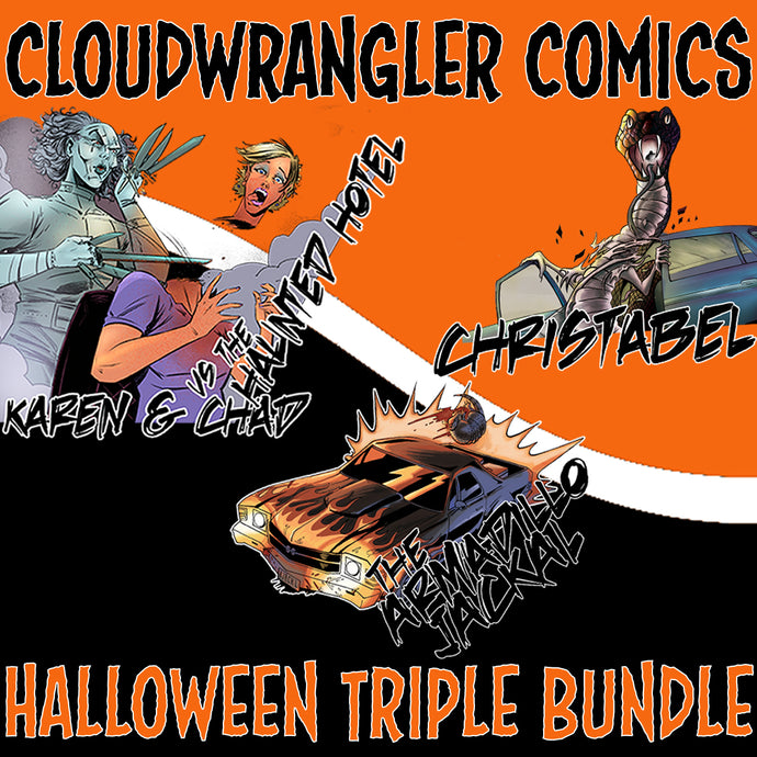 Halloween 2020 Digital Bundle