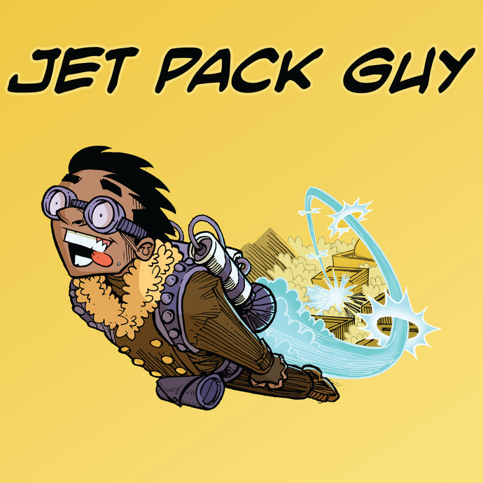 Jet Pack Guy Digital Edition