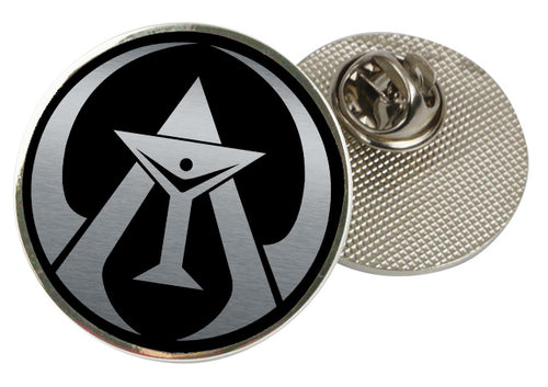 The Arcanist Bar Enamel Pin