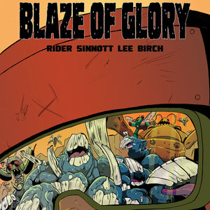 Blaze of Glory Digital Edition