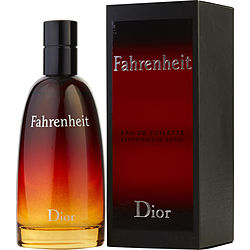 Fahrenheit By Christian Dior Edt Spray 3.4 Oz