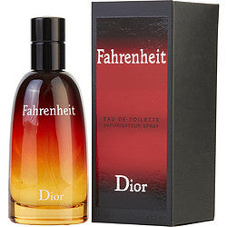 Fahrenheit By Christian Dior Edt Spray 1.7 Oz