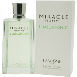 Miracle L'Aquatonic By Lancome Edt Spray 4.2 Oz