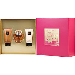 Tresor By Lancome Eau De Parfum Spray 1.7 Oz & Body Lotion 1.7 Oz & Shower Gel 1.7 Oz