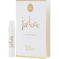 Jadore By Christian Dior Eau De Parfum Spray Vial On Card