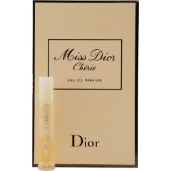 Miss Dior (Cherie) By Christian Dior Eau De Parfum Spray Vial On Card