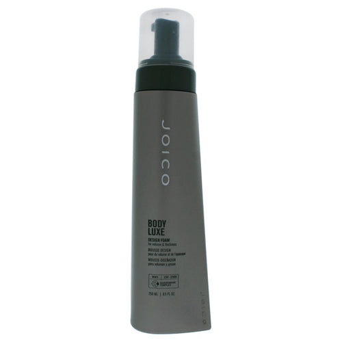 Body Luxe Design Foam 8.5 oz Foam