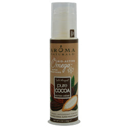 Omega X Pure Cocoa Butter Aromatherapy By Omega X Whipped Cream Tube 5 Oz - A Complex Blend Of Naturally Fragrant Aromatherapy, Vitamin, Exotic Vegetable And Botanical Oils To Improve The Health Of The Skin