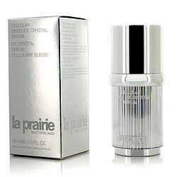La Prairie By La Prairie Cellular Swiss Ice Crystal Serum --30ml/1oz