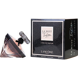 Tresor La Nuit By Lancome Eau De Parfum Spray 3.4 Oz