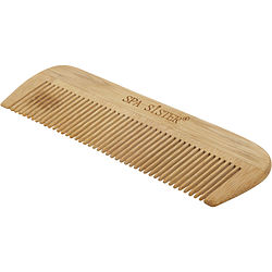 Spa Accessories By Spa Accessories Wooden Detangling Comb - Bamboo