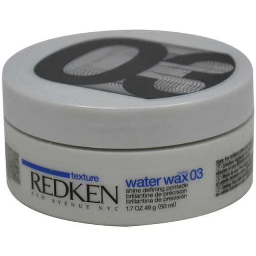 Water Wax 03 Shine Defining Pomade