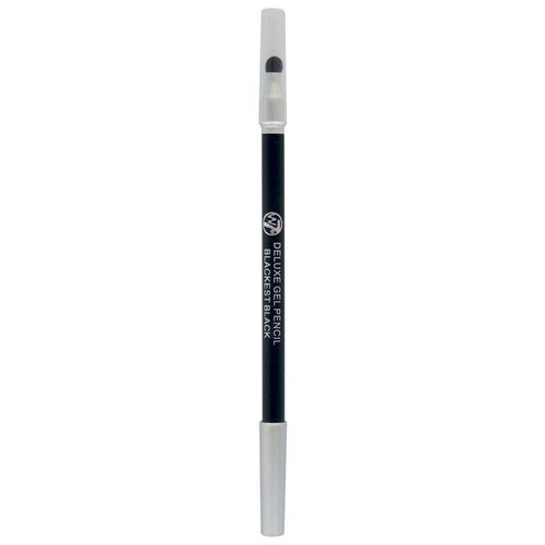 W7 Deluxe Gel Pencil Blackest Black