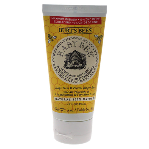 Baby Bee Diaper Rash Ointment 3 oz Ointment