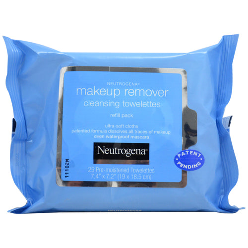 Make-up Remover Cleansing Towelettes Refill Pack