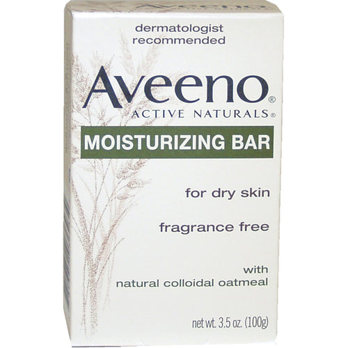 Active Naturals Moisturizing Bar for Dry Skin with colloidal oatmeal